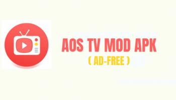 AOS TV Mod APK Download (Adfree)