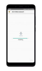 Install DS-H-IRAQ Android 9 Apk