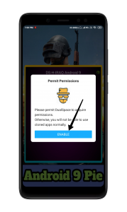 Permissions for DS-H-IRAQ Apk