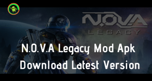N.O.V.A Legacy Mod Apk Download Latest Version