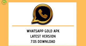 WHATSAPP GOLD APK LATEST VERSION 7.05 DOWNLOAD