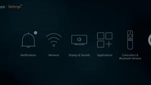 settings on cyberflix tv apk