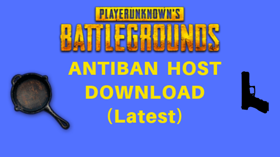Anti Ban Host File Download For PUBG MOBILE - APKNERD