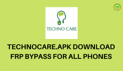 Technocare Apk Download – Technocare FRP Bypass