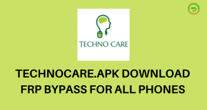 Techocare frp bypass apk download for android