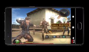GamePlay on PS2 emulator