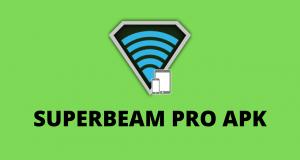 SUPERBEAM PRO APK