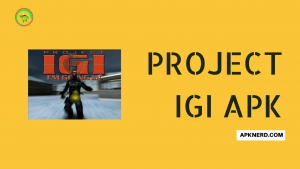 Project IGI Apk: Data+OBB File Download For Android