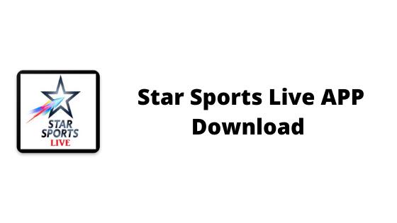star sports live app
